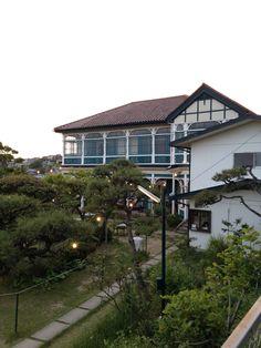 旧グッゲンハイム邸、ハンセル設計、神戸市垂水区塩屋