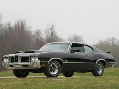 71 Olds 442