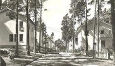 Södra Ängby - Ehrenstrahlsvägen