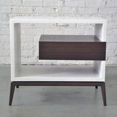 great modern side table or night stand