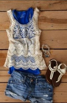 Cute in Blue
