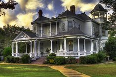 southern porches pictures | Southern Homes - a gallery on Flickr