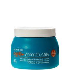 matrix opti smooth.care máscara revitalizante de tratamento profundo - máscara de tratamento 500g