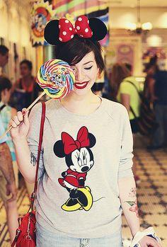 Disney world, Keiko Lynn