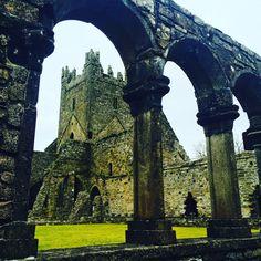 Jerpoint Abbey, Kells, Ireland