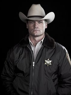 Bailey Chase as Branch from tv series Longmire ...Smoldering hot