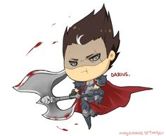 Darius Chibi by magecakes on DeviantArt