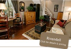 The Rivendell Cottage in Eureka Springs ~