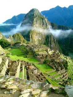 Machu Picchu, one day my love!