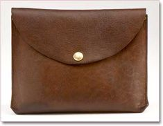 the Rilleau Leather Envelope