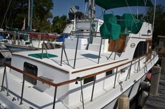Used 1980 Ocean Yachts Flying Bridge Trawler 42, Panama City, Fl - 32401 - BoatTrader.com