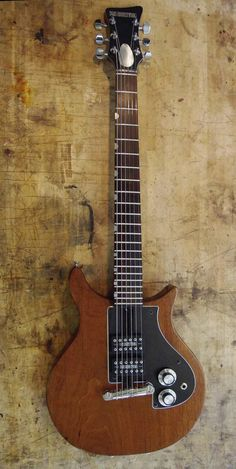 Dan Armstrong London - Dasviken guitars