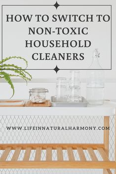 Switch to Non Toxic Cleaners and eliminate chemicals and toxins from your cleaning routine! Natural Cleaning Solutions, Natural Cleaning Recipes, Natural Cleaning Products, Castile Soap Uses, Castile Soap Recipes, Natural Air Freshener, Natural Lifestyle, Natural Cleaners, Household Cleaners