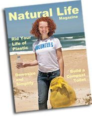 natural life magazine; tips on sustainable living