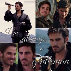 Day 2 of #100thouatcountdown my favourite male character is Killian