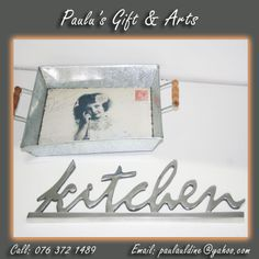 Come see out kitchen decor in the Diaz Convenience Market. Or call us: 076 372 1489 #Gifts #Arts #Crafts