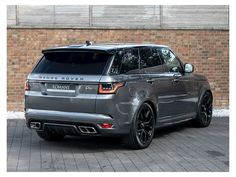 Range Rover Sport 2018, Suv Range Rover, Top Luxury Cars, Luxury Suv, My Dream Car, Dream Cars, Range Rover Accessories, River Sports, Used Land Rover