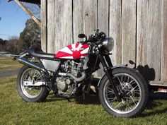 Michaels KLR650 Cafe Racer 3