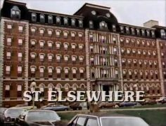 St. Elsewhere. I loved this show!