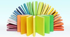 omg color crazy notebooks & sketchbooks by Kate's Paperie