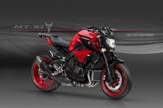 www.cursodeconduccion.com  Yamaha MT-10 2016 Valentino Rossi Edition by AD…
