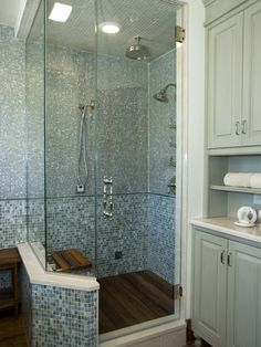 1000 images about bathroom ideas on pinterest steam showers walk in tubs and shower tile designs - Stunning home interior and bathroom decoration using steam shower for less ideas ...