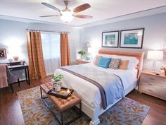 Contemporary | Bedrooms | Casey Noble : Designer Portfolio : HGTV - Home & Garden Television