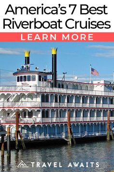 The Best U.S. Cities To Visit In June American River Cruises, Mississippi River Cruise, Graceland Mansion, Ocean Cruise, Nile River, Best Cruise, Shore Excursions, Cruise Travel, Vacation Ideas