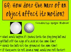 Force and Motion (integrating railroads into science using force and motion)