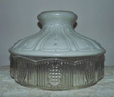Mouse over image to zoom  Have one to sell? Sell it yourself Details about  Original Aladdin Oil Kerosene Lamp Glass Shade
