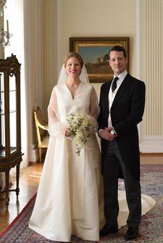 A Royal Wedding! Prince Philip Karageorgevitch of Serbia Marries Danica Marinkovic