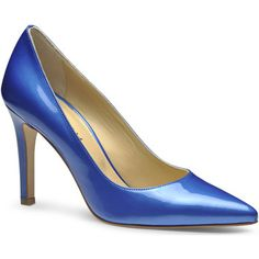 Schuhe royalblau pumps