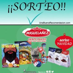 SORTEO DE NAVIDAD CON MIGUELAÑEZhttp://basicfront.easypromosapp.com/p/174655?uid=628630974