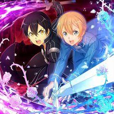 Sword Art Online Kirito, Arte Online, Online Art, Sao Anime, Manga Anime, Anime Sword, Sword Art Online Wallpaper, Art En Ligne, Fanart