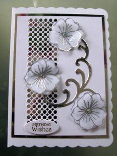 memory box lattice cards - Google Search