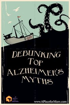 Why we believe in seductive Alzheimer's myths and the truth behind the pseudoscience. From plausible news reports to absurd urban legends, myths about Alzheimer's disease are widespread. Dementia Care, Alzheimer's And Dementia, Alzheimer's Treatment, Understanding Dementia, Alzheimers Awareness, I Love Mom, Elderly Care, Child Life, Oblivion