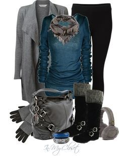 """""""Winter Wear - #11"""" by in-my-closet on Polyvore"""