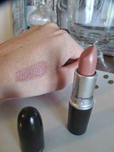 Today I have a new-to-me MAC Lippy. This is a permanent lipstick from MAC. This is MAC Blankety. Mac Lipsticks, Mac Blankety Lipstick, Mac Lipstick Colors, Mac Lipstick Shades, Best Mac Lipstick, Fall Lipstick, Makeup Lipstick, Lip Colors, Best Mac Makeup