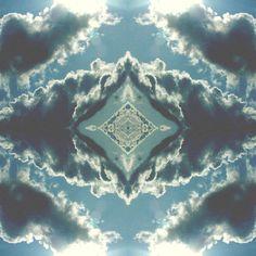 Sky opening. 20140206 / Brock Lefferts / Sacred Geometry <3