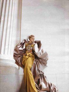 Marcelina Sowa by Alix Malka / Luxury Telegraph Magazine