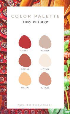 4 Cozy Color Palettes for Autumn — Jessica Colyer Scheme Color, Fall Color Palette, Colour Pallette, Colour Schemes, Color Combos, Color Trends, Mises En Page Design Graphique, Colour Board, Color Stories