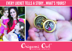 Every Locket tells a story...whats yours? www.mirandamoran.origamiowl.com