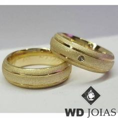 77e55a8f05c Alianças para casamento de moeda antiga fosca 7mm MJM44. Compre aqui!  Lindas alianças de