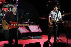 Bruce Springsteen, Joe Grushecky and the house Rockers 2014 - Pittsburgh Post Gazette