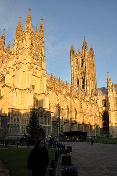Canterbury Cathedral - Kent, England