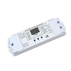 12-48VDC 300/350/500/650/700mA*3ch Connector CC DMX Decoder PX705 Item: PX705 Input Voltage:12-48VDC Output Current:300mA*3Channels;350mA*3Channels; 500mA*3Channels;650mA*3Channels; 700mA*3Channels Output Voltage:3-42V Led Dimmer, Strategic Planning, Derp, Power Strip, Canning, How To Plan, Phone, Button, Telephone