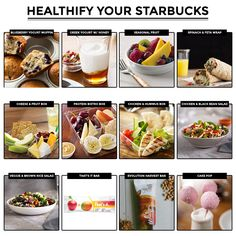 How To Healthify Your Starbucks Part 2