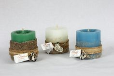 Scandinavian Candles, Pillar Candles, Etsy, Vintage, Unique Jewelry, Handmade Gifts, Handcrafted Gifts, Schmuck, Kid Craft Gifts