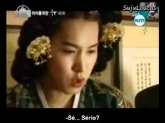 Super JuniorT- Goong T (mini drama legendado) (3/3)