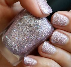 Zoya Polish in Lux | via Makeup and Beauty Blog